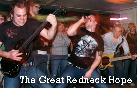 The Great Redneck Hope