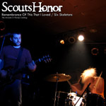 "THI 998- Scouts Honor ""Remembrance Of This That I Loved / Six Skeletons"""
